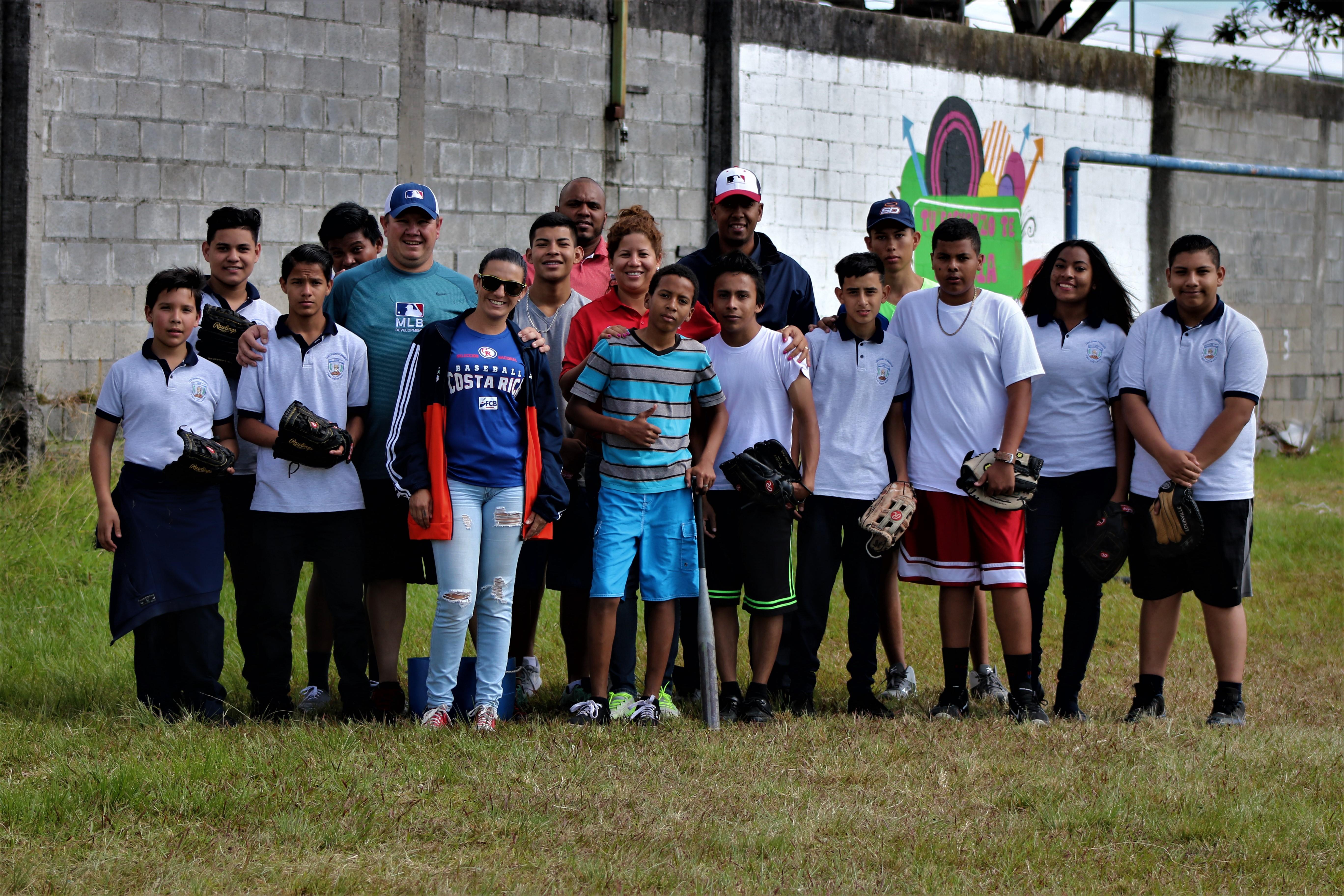 MLB regresó a Costa Rica para evaluar a los entrenadores ticos