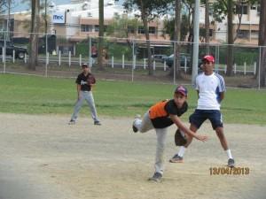 Parque Metropolitano La Sabana alberga Beísbol menor.